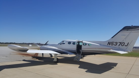 Aircraft Listing - Cessna 421B listed for sale