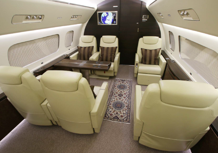 Private jet for sale charter: 2013 Embraer Lineage 1000E heavy jet