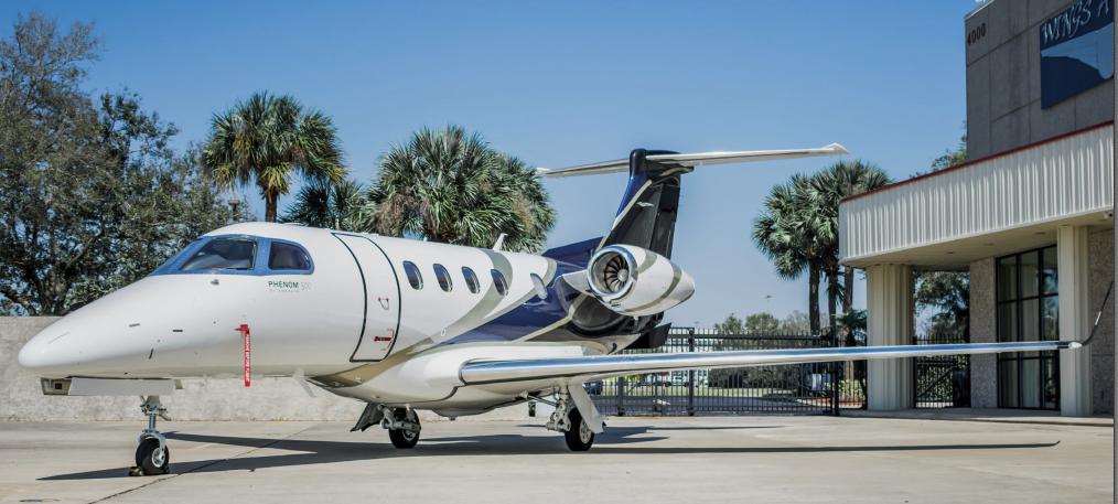 Private jet for sale charter: 2017 Embraer Phenom 300 light jet
