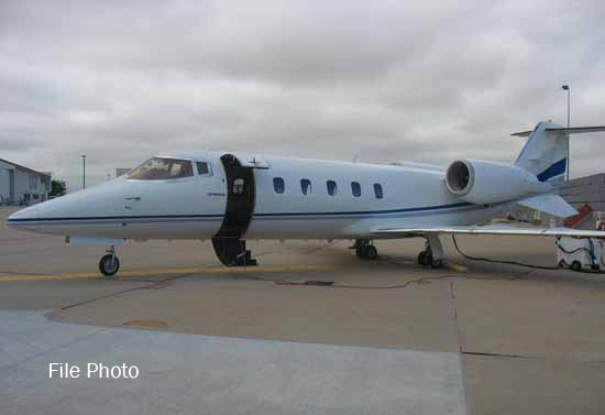 Learjet 60XR - Wanted - exterior