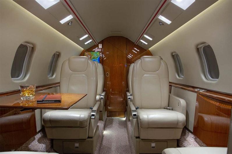 2013 Learjet 60XR - exterior