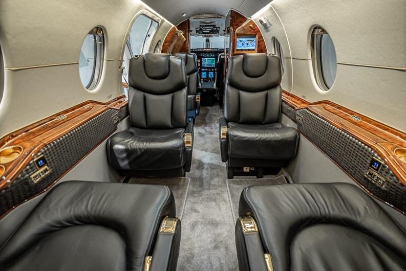 Private jet for sale charter: 1999 Beechjet 400A light jet