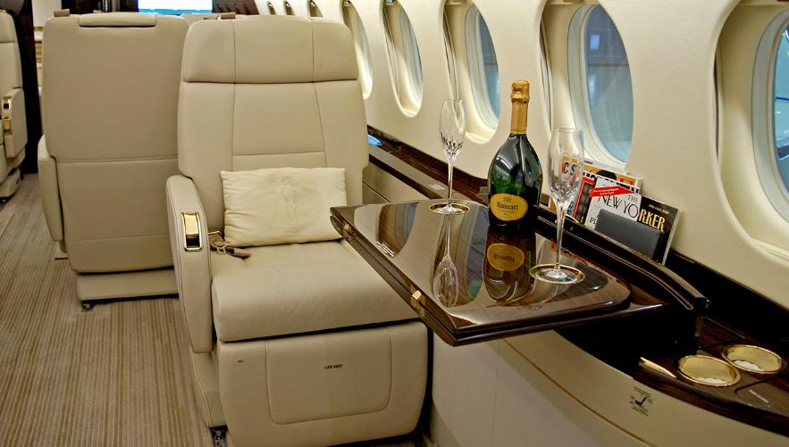 Private jet for sale charter: 2016 Dassault Falcon 2000LXS heavy jet