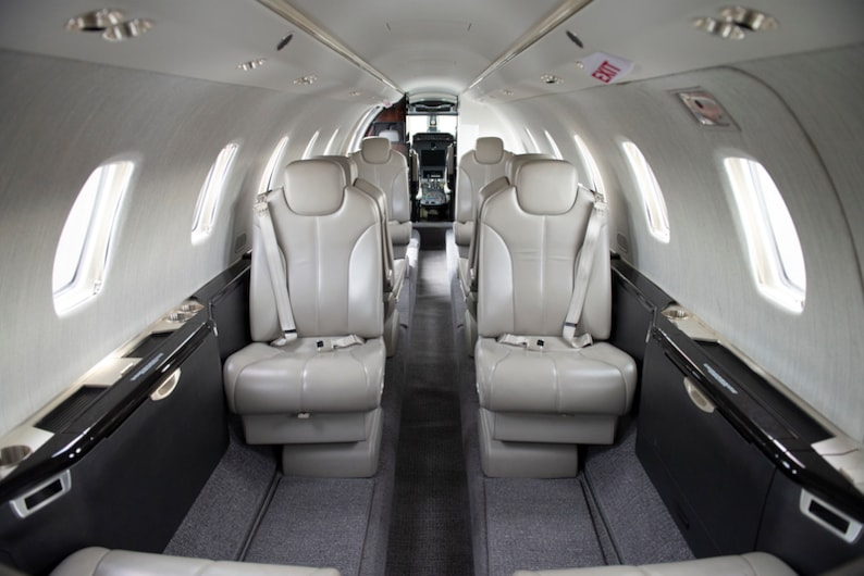 Private jet for sale charter: 2017 Cessna Citation X+ super-midsize jet