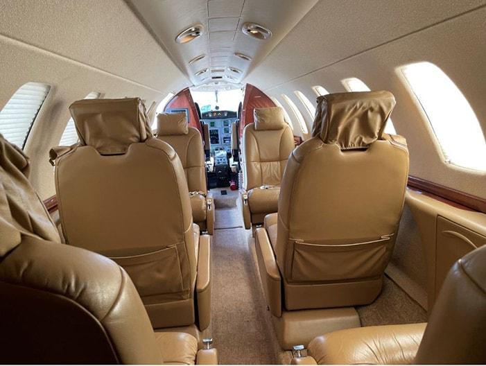 Private jet for sale charter: 2008 Cessna Citation CJ3 light jet
