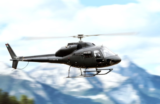 Aircraft Listing - Eurocopter AS355F-2 listed for sale
