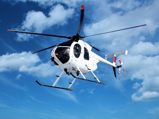 Aircraft Listing - McDonnell Douglas 500E listed for sale
