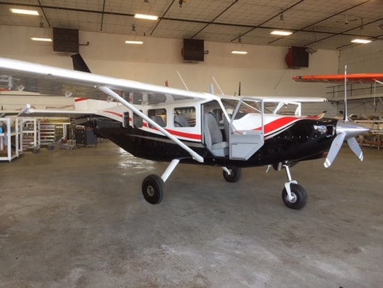 Aircraft Listing - Airvan 8 listed for sale