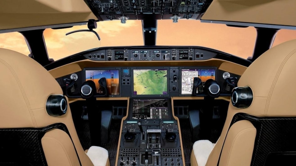 Private jet for sale charter: 2015 Bombardier Global 5000 heavy jet
