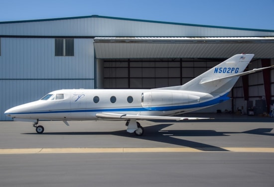Aircraft Listing - Falcon 10 listed for sale