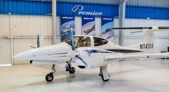 Aircraft Listing - DA 42-VI listed for sale