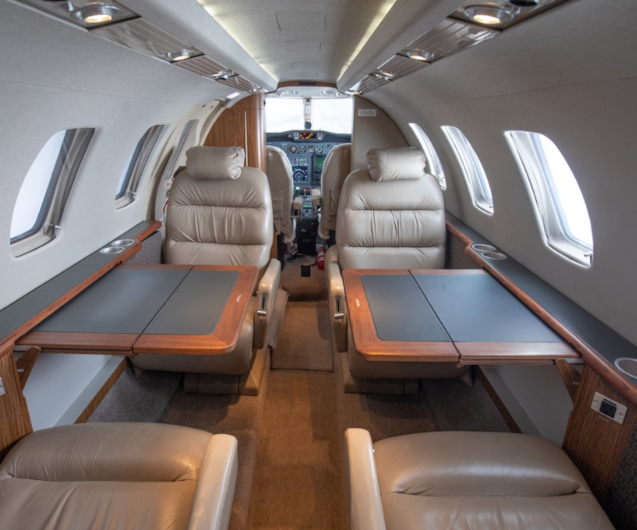 Private jet for sale charter: 2005 Cessna Citation CJ1 light jet