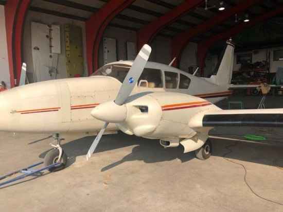 Aircraft Listing - Aztec PA-23-250D listed for sale