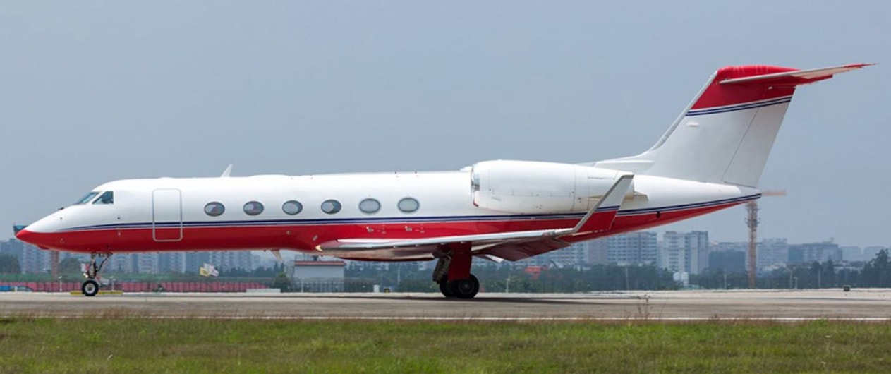 Private jet for sale charter: 2014 Gulfstream G450 heavy jet