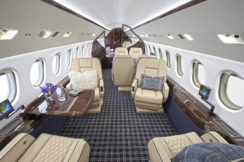Private jet for sale charter: 1998 Dassault Falcon 900EX heavy jet