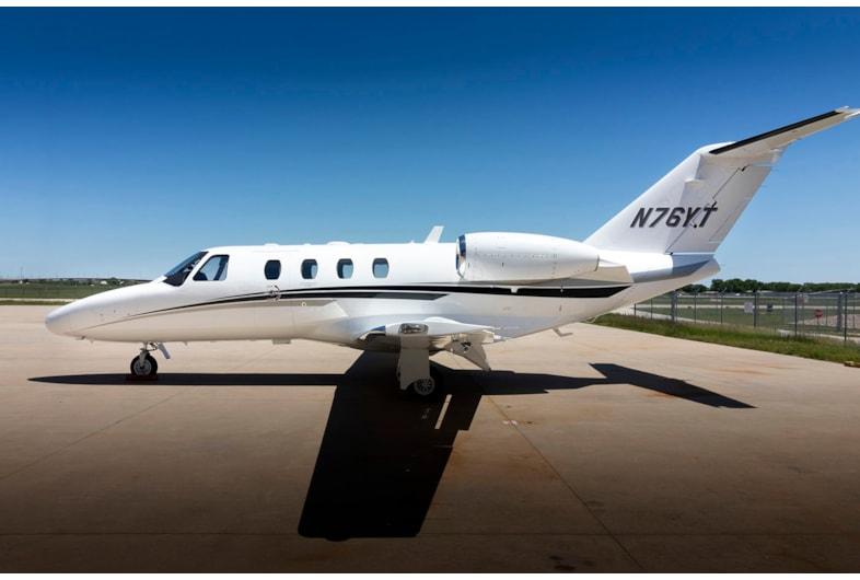 Private jet for sale charter: 2009 Cessna Citation CJ1+ light jet