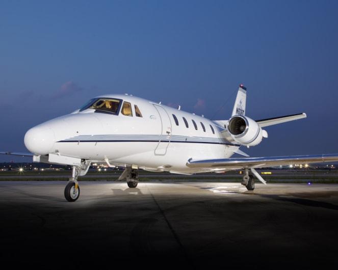 Private jet for sale charter: 2005 Cessna Citation XLS midsize jet