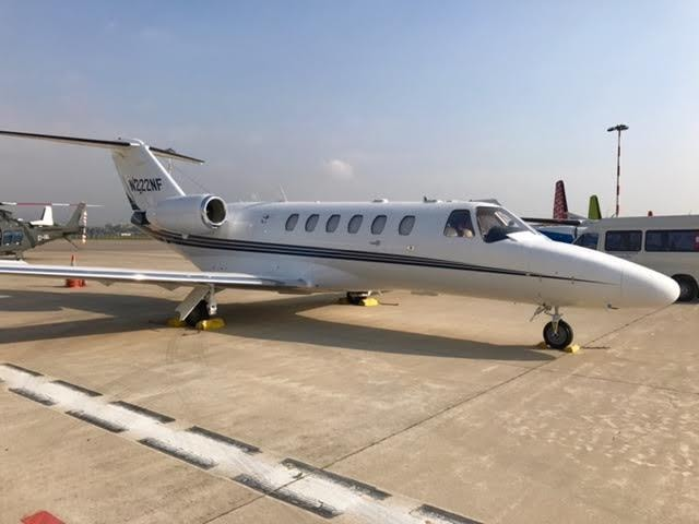 Private jet for sale charter: 2002 Cessna Citation CJ2 light jet
