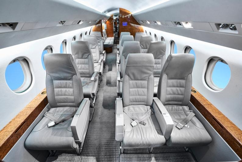 Private jet for sale charter: 2004 Dassault Falcon 900EX EASy heavy jet