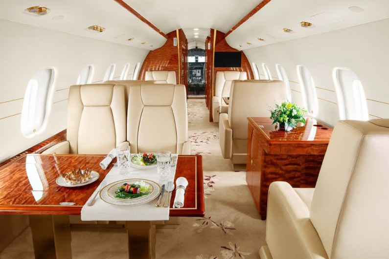 Private jet for sale charter: 2013 Bombardier Global 6000 heavy jet