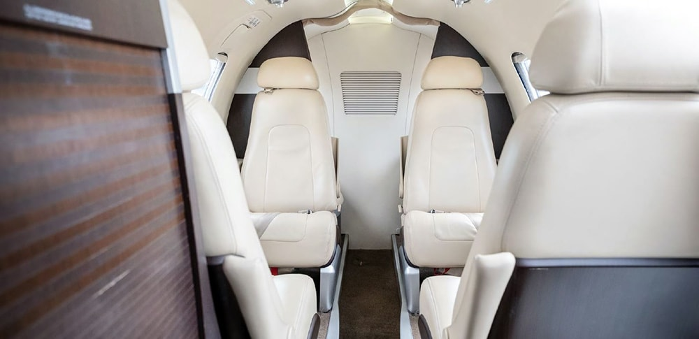 Private jet for sale charter: 2009 Embraer Phenom 100 very light jet