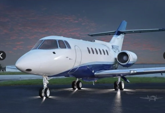 Aircraft Listing - Hawker 800A listed for sale