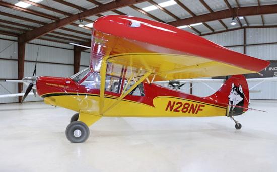 Aircraft Listing - Husky A-1C-180 listed for sale