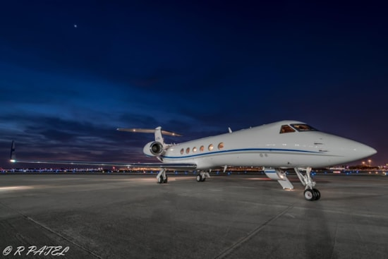 Aircraft Listing - Gulfstream GV listed for sale