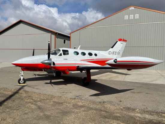Aircraft Listing - Cessna 421 listed for sale