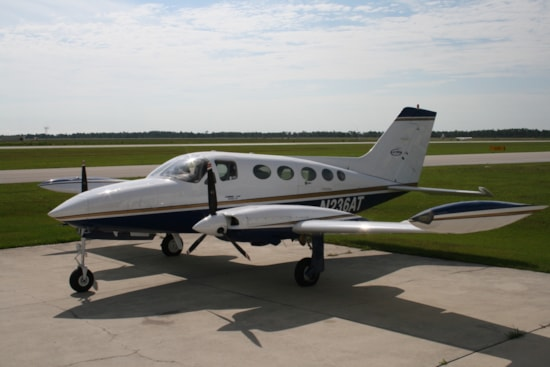 Aircraft Listing - Cessna 414 listed for sale
