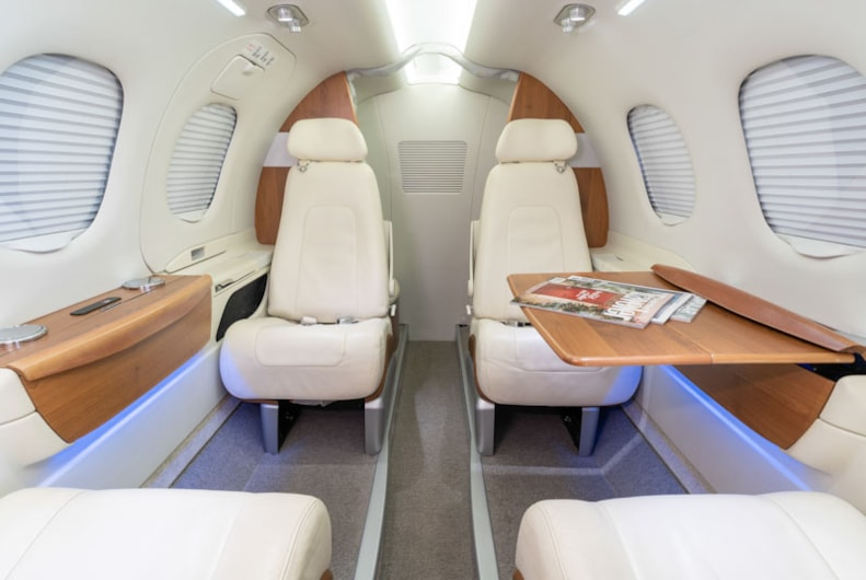 Private jet for sale charter: 2010 Embraer Phenom 100 very light jet