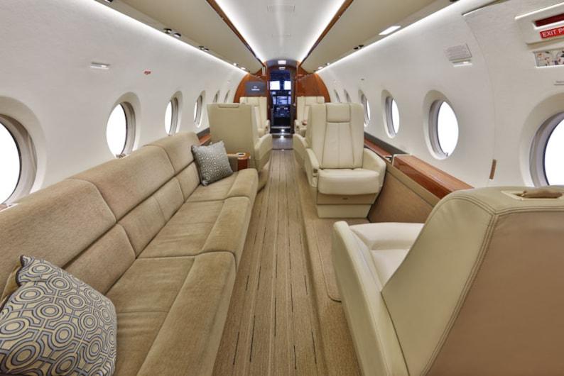 2014 Gulfstream G280 - exterior