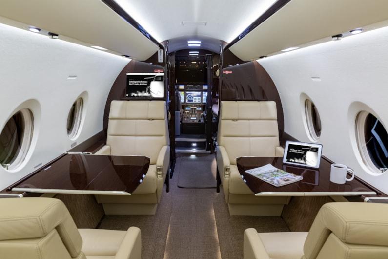 Private jet for sale charter: 2015 Gulfstream G280 super-midsize jet
