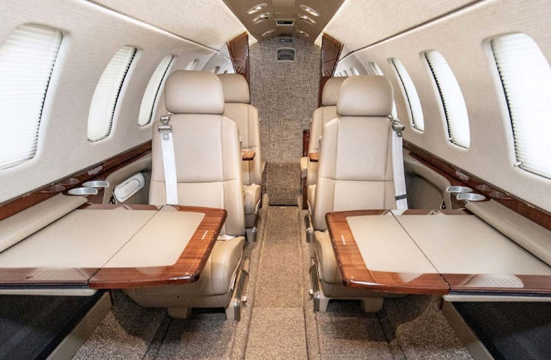 Private jet for sale charter: 2019 Cessna Citation CJ3+ light jet