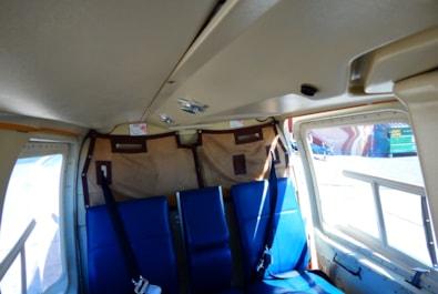 1989 Longranger 206L-3 - interior