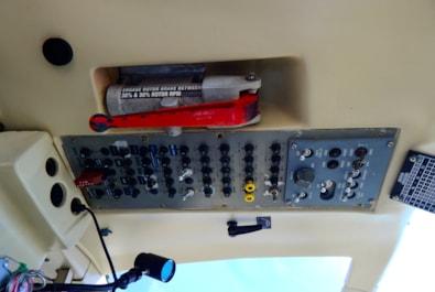 1989 Longranger 206L-3 - panel
