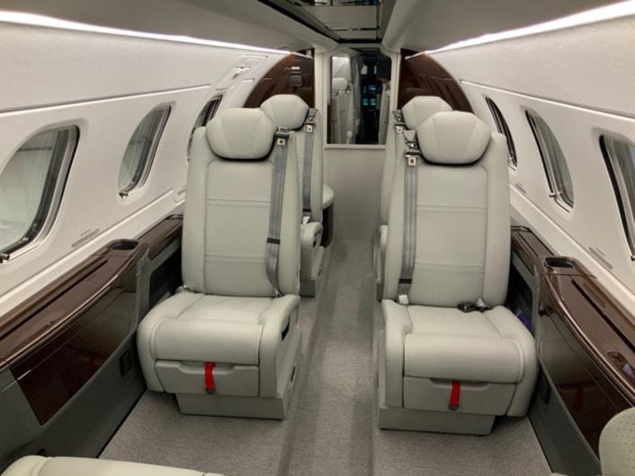Private jet for sale charter: 2020 Embraer Phenom 300E light jet