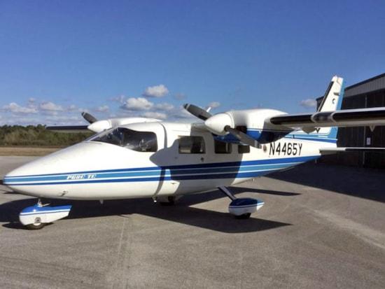 Aircraft Listing - Partenavia P68C listed for sale