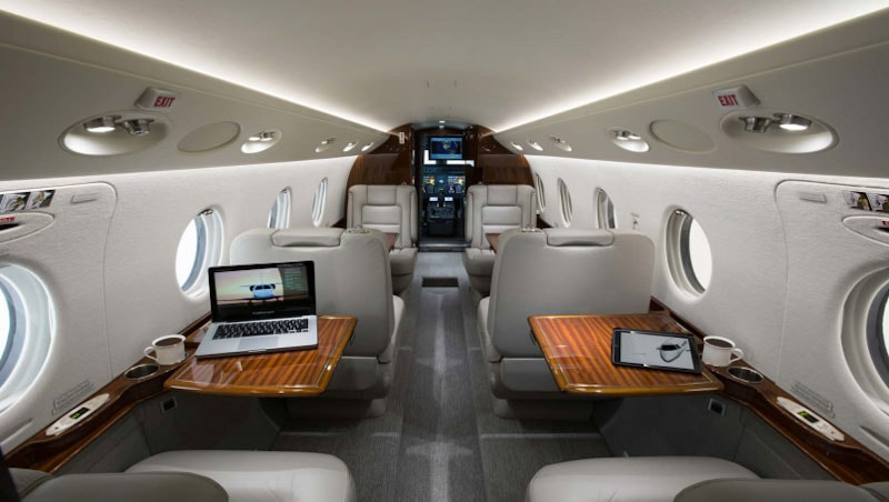 Private jet for sale charter: 2014 Gulfstream G150 midsize jet