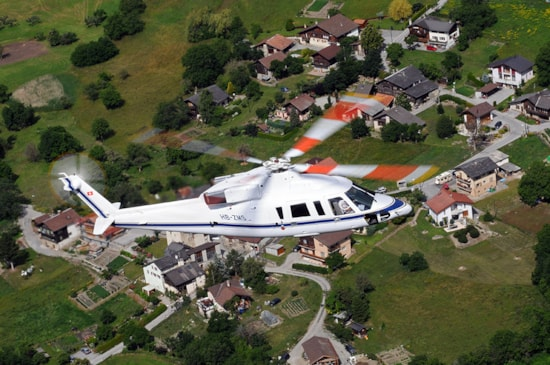 Aircraft Listing - Sikorsky S76B listed for sale
