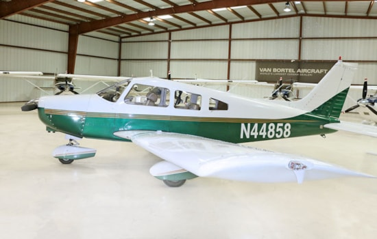 Aircraft Listing - Warrior PA-28-161 listed for sale