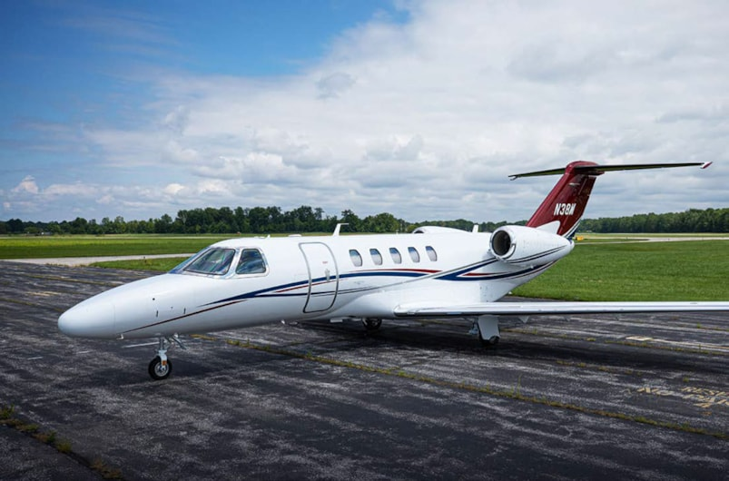 Private jet for sale charter: 2018 Cessna Citation CJ4 light jet