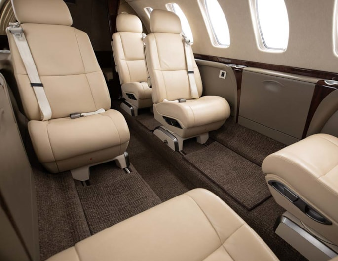 Private jet for sale charter: 2016 Citation CJ3+ light jet
