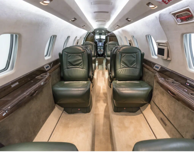 Private jet for sale charter: 2007 Cessna Citation X super-midsize jet