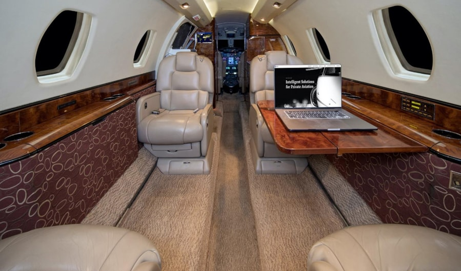 Private jet for sale charter: 1999 Cessna Citation X super-midsize jet