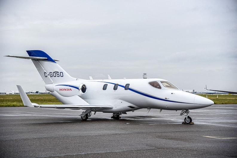 Private jet for sale charter: 2018 HondaJet HA-420 very light jet