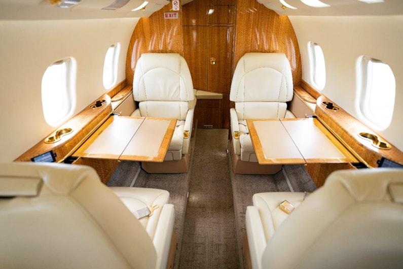 2008 Learjet 60XR - exterior