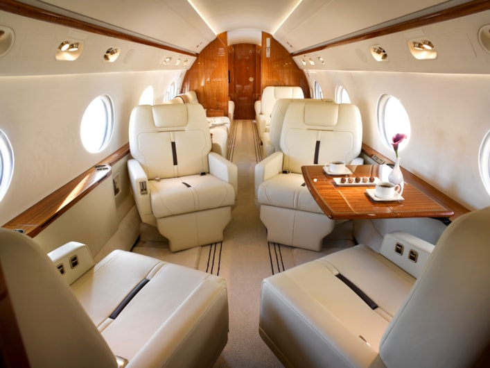 Private jets for sale charter: 2013 Gulfstream G550 heavy jet