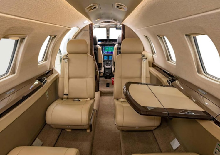 Private jet for sale charter: 2019 Cessna Citation M2 very light jet