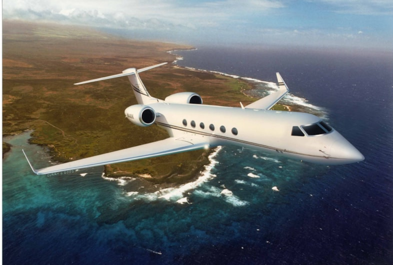 Gulfstream V - Wanted - exterior